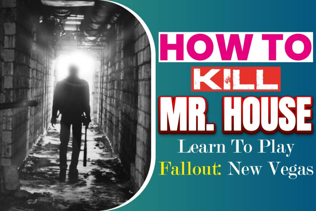 How To Kill Mr. House